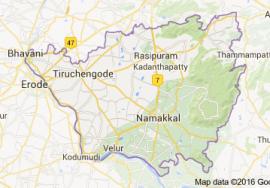 Namakkal District - Tamil Nadu